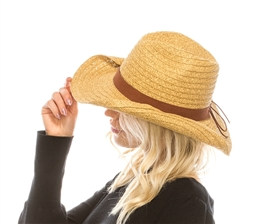 Wholesale Mens Women's Straw Cowboy Hats - Buy Cowgirl Hats USA Wholesaler - Ladies Cowboy Hats Wholesale