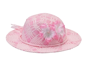 wholesale kids summer hats straw easter