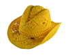 wholesale kids straw cowboy hat handwoven straw