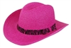 wholesale child's cowboy hat  animal print band
