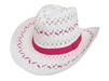 wholesale handwoven straw cowgirl hat