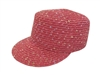 bulk kids caps - confetti straw cadet hats - wholesale girls straw hats - los angeles california USA