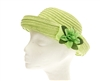 wholesale kids straw sun hat flower or bow