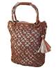 wholesale vintage bags crochet straw handbags