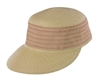 wholesale sewn braid cap  poly stripes