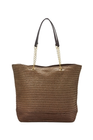bulk large straw bags - cheap tote bags - wholesale shoulder bags - los angeles fashion accessories wholesaler
