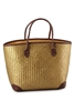 wholesale straw tote bags - large straw resort handbag