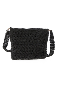 wholesale Nylon Crochet Crossbody Bag
