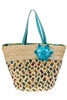 bulk straw bags - cornhusk straw tote bags wholesale - buy by the dozen volume discounts