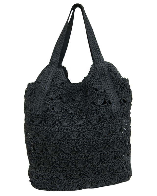 Wholesale Beach Totes And Beach Bags Large Crochet Bag