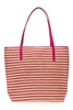 bulk straw beach tote bags - wholesale womens summer straw handbags