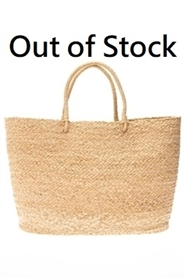 Wholesale Raffia Straw Bags - Oversized Raffia Braid Beach Bag - Buy Luxury Beach Bags Wholesale Los Angeles
