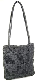 wholesale closeouts straw shoulder bags