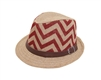 wholesale child kids hemp fedora