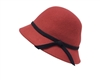 wholesale wool felt bucket hat for kids
