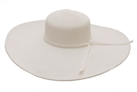 wholesale extra-wide brim straw hat