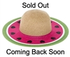 2940 Watermelon-Heart Kids Sun Hat
