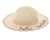 wholesale kids sun hats childrens summer hat