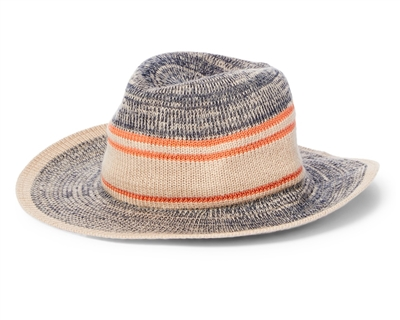 wholesale sweater knit women's panama hat