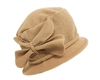 wholesale fleece cloche  big bow