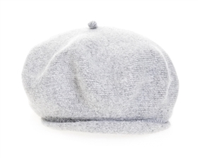 wholesale Lurex Knit Beret