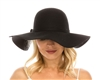 wholesale black floppy hats - wool felt