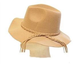 wholesale boho panama hats faux felt