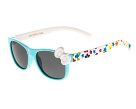 wholesale kids sunglasses flowers flexible frames