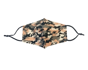 Buy Wholesale Pink Camo Print Face Masks - Buy Bulk Fashion Facemasks Pink Camouflage Digital Wholesale - Fashion Face Covers Los Angeles Wholesaler USA