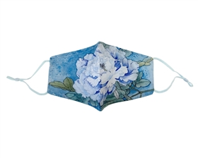 Buy flower art print Reusable Cotton Face Masks USA - Fashion Print Facemasks