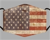 Wholesale Cloth Face Masks - American Flag Facemasks PPE