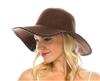 wholesale whipstitch floppy hats wool felt - wool felt
