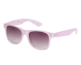 wholesale floral sunglasses - lace print fashion sunnies
