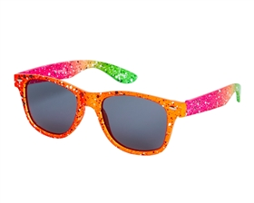 wholesale kids sunglasses - Kids Rainbow Neon Sunglasses