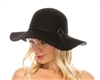 Wholesale Floppy Hats - Wool Felt w/ Ring Buckle