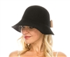 wholesale cloche hats - wool felt winter fashion hats