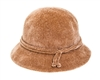 wholesale Chenille Bucket Hat w/ Tie