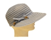 wholesale womens sun caps straw and mesh facesaver hat