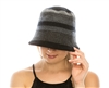 wholesale striped wool bucket hats - womens winter bucket hats wholesale