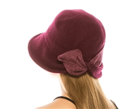 wholesale winter cloche hats - womens wool fashion hats wholesale