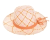 bulk straw boater hats - wholesale fashion boater hats - women's straw skimmer hats wholesale - ladies gondolier hats