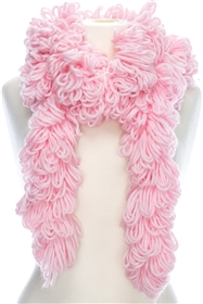wholesale boas - loopy boa scarves bulk