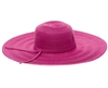 wholesale beach hats - big extra wide 6-inch brim sun hat