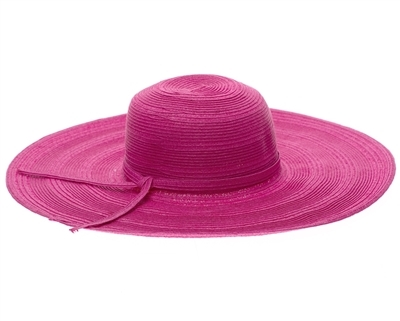 Bulk Wide Brim Hats - Wholesale Sun Hats - 6 inch Brim Floppy Beach Hat 5bbb552dbe6