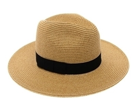 wholesale womens panama hats paper braid straw safari hat