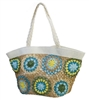 wholesale crochet sunburst tote