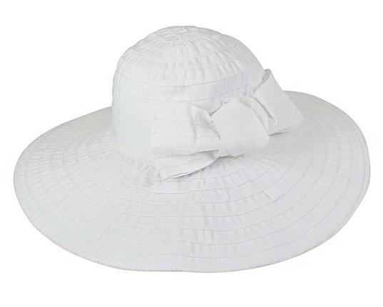 27ec490c bulk ribbon sun hats - sun protection hats wholesale wide brim womens hats  big bow