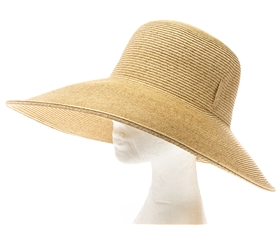 wholesale oversized asymmetrical lampshade hats