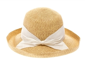 wholesale ladies hats fine straw kettle hat