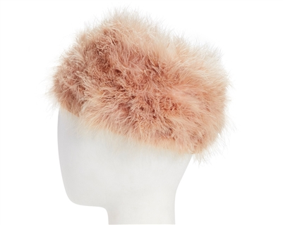 wholesale ostrich feather hat